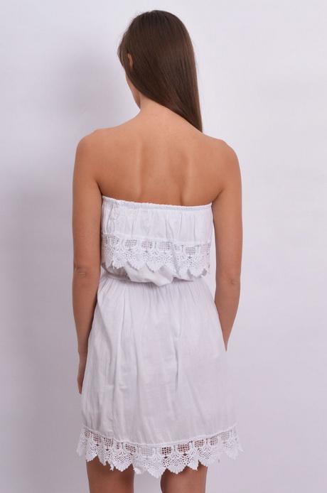Sukienki z koronki bawełnianej