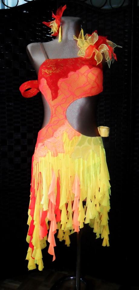 sukienki do tanca towarzyskiego na sprzedaz